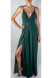 luxxel Emerald Dragonfly Jumpsuit - Product Mini Image