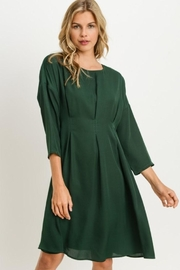 Gilli Emerald Dress - Product Mini Image