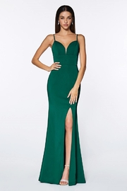 Cinderella Divine Emerald Sweetheart Long Formal Dress - Product Mini Image