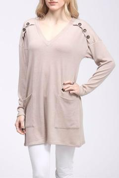 Shoptiques Product: Buttoned Up Tunic