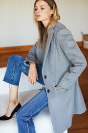 Emerson Fry Tailored Wool Coat - Other