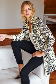 Emerson Fry EMERSON FRY WINGTIP LEOPARD COAT - Other