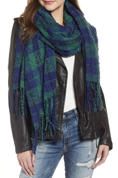 Shoptiques Product: Emerson Plaid Scarf