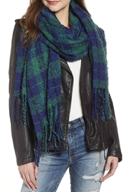 Free People Emerson Plaid Scarf - Product Mini Image