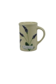 Emerson Creek Pottery Lavender Tea Mug - Product Mini Image