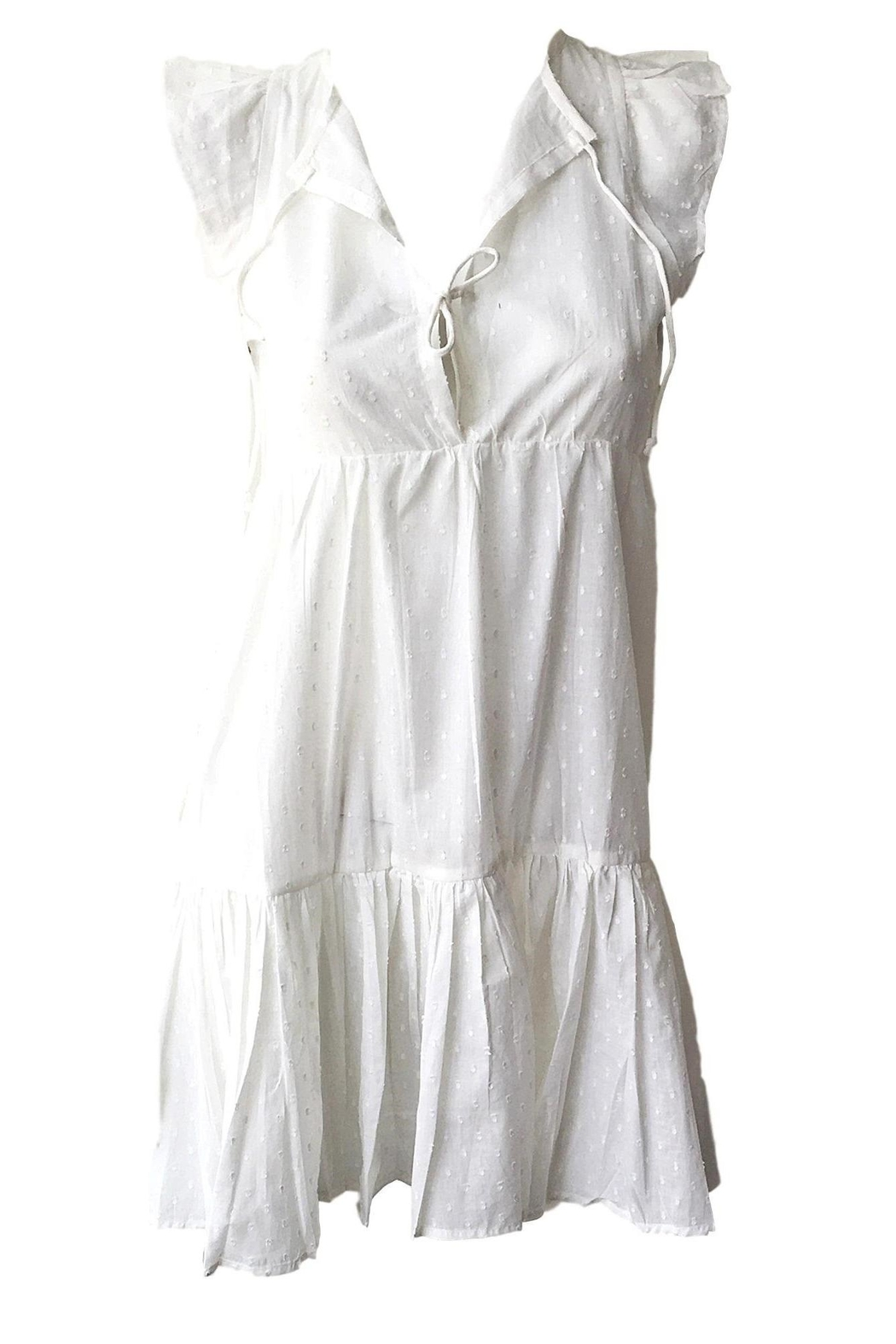 Emerson Fry Angel Dress - Front Full Image
