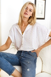 Emerson Fry India Button Down Top - Front cropped