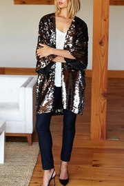 Emerson Fry Sequin Jacket - Product Mini Image