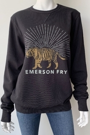Emerson Fry Tiger Sweatshirt - Front full body