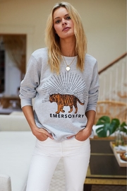 Emerson Fry Tiger Sweatshirt - Product Mini Image