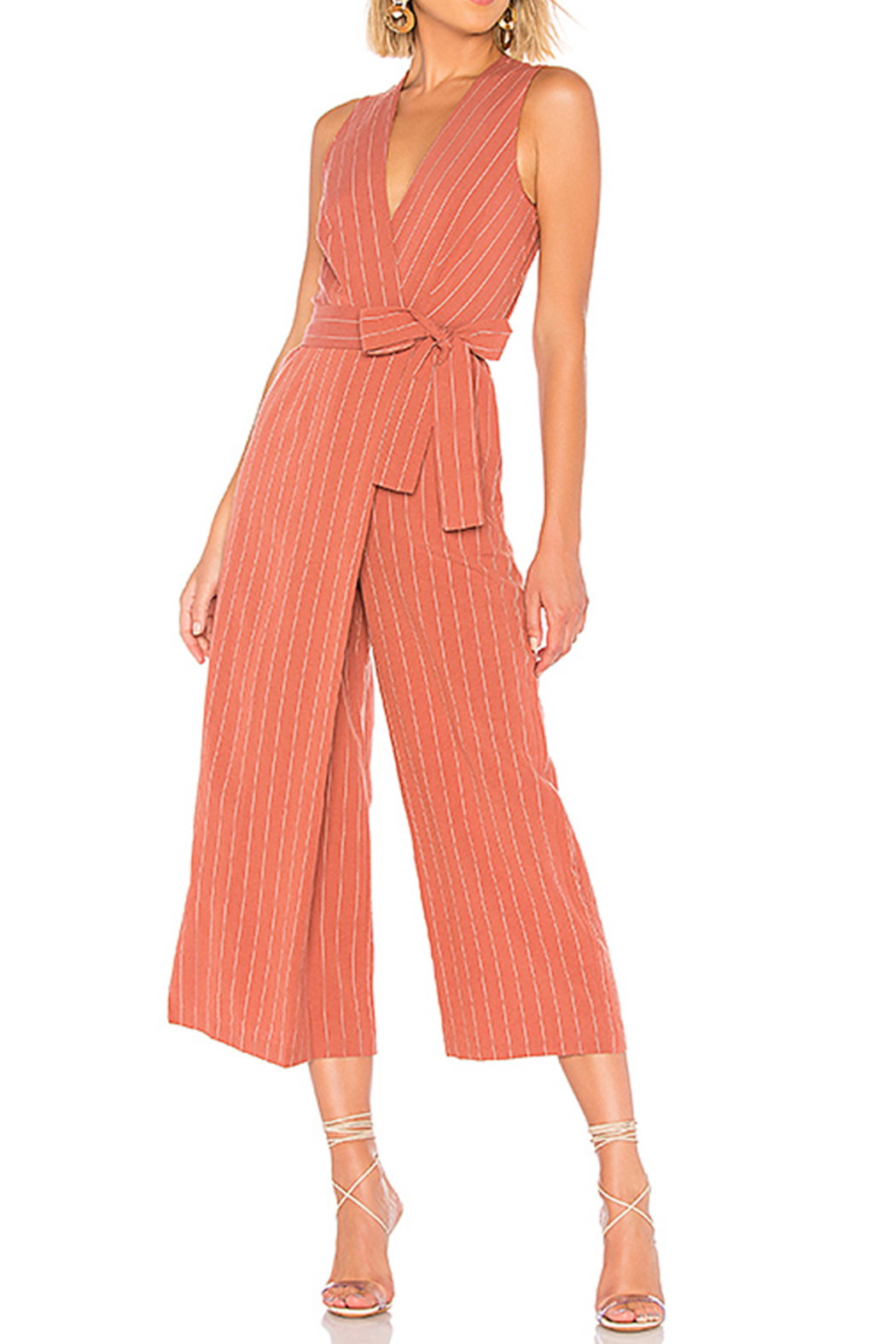 bb0f77a992b2 Saylor Emery Jumpsuit from Marina by y i clothing boutique — Shoptiques