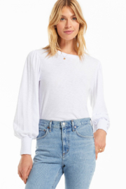 z supply Emery Long Sleeve Top - Product Mini Image