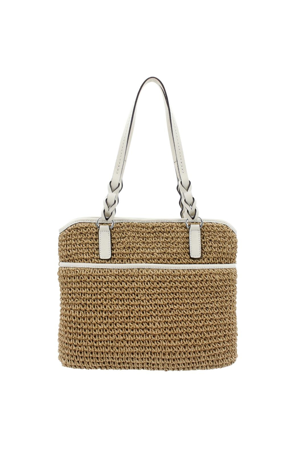 Brighton Emery Tote - Side Cropped Image
