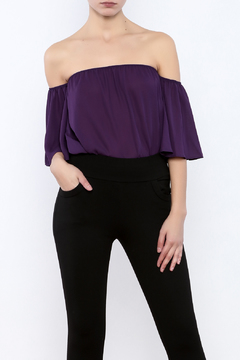 emetla Flowy Off Shoulder Top - Product List Image