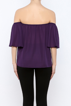 emetla Flowy Off Shoulder Top - Alternate List Image