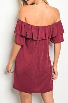 emetla Ruffle Dress - Alternate List Image