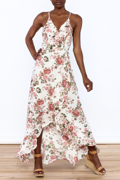 Shoptiques Product: Floral Printed Maxi Dress