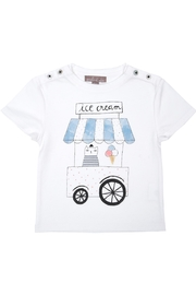 Emile et Ida Sucre Icecream Tshirt - Product Mini Image