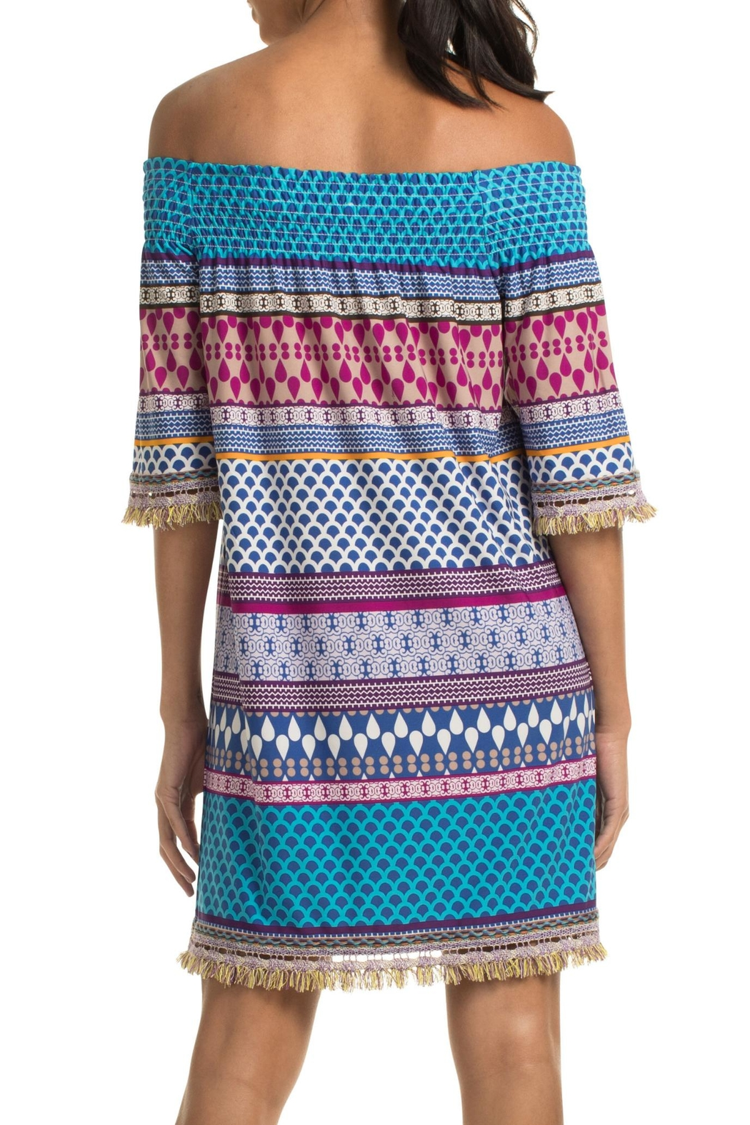 Trina Turk Emilia Dress - Front Full Image
