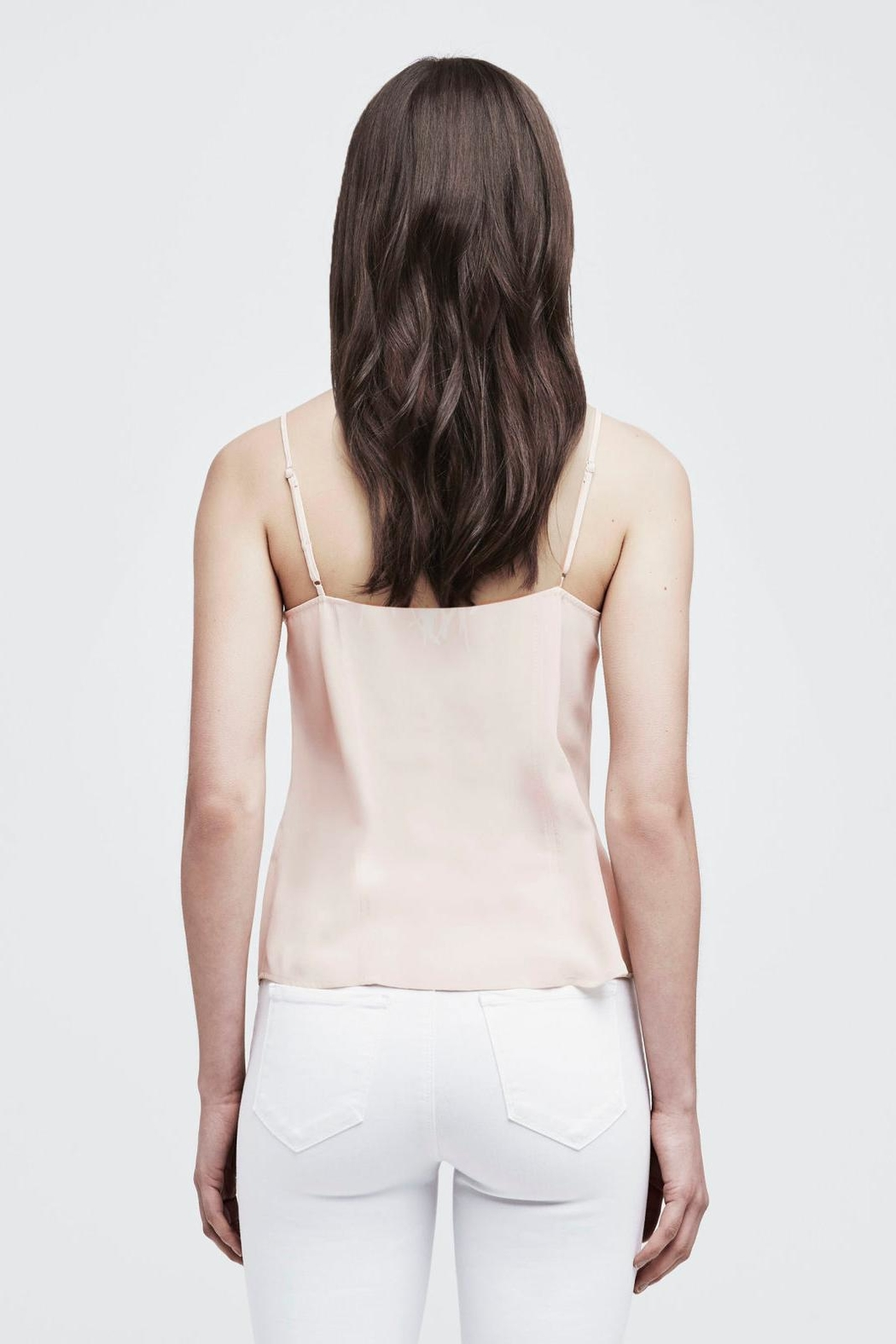 L'Agence Emiliana Button-Up Cami - Side Cropped Image