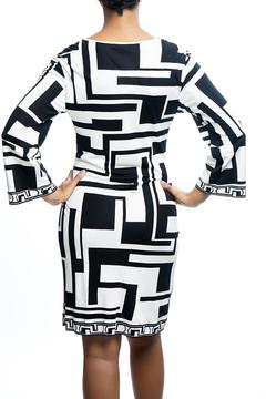 Emilio Pucci Abstract Patterned Dress - Alternate List Image