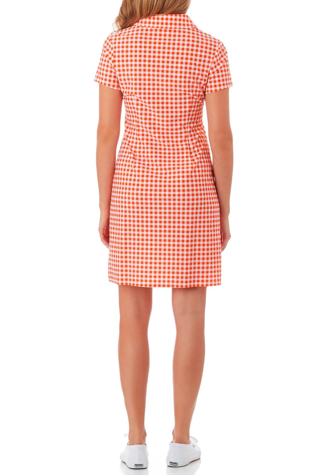 Jude Connally Emily Polo Dress - Front Full Image