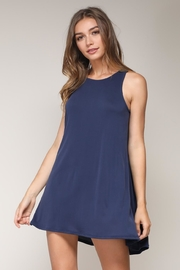 blue blush Emily Shift Dress - Product Mini Image