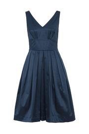 Emily & Fin Elegant Satin Dress - Front cropped