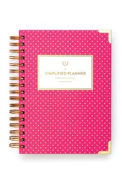 Shoptiques Product: 2017 Simplified Planner