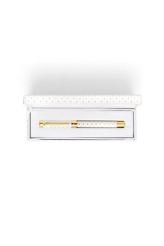 Emily Ley Gold Dot Pen - Alternate List Image