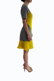 Emily lovelock Geometric Dress - Front full body