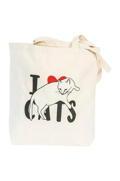 Emily McDowell Love Cats Tote - Alternate List Image