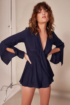 C/MEO COLLECTIVE Eminence Playsuit - Product List Image