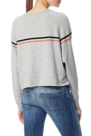 360 Cashmere Emm Cotton Tee - Side cropped