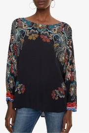 DESIGUAL Emma Blouse - Product Mini Image