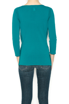 Shoptiques Product: Teal Sweater