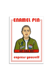The Found  Emma Gonzales Pin - Product Mini Image