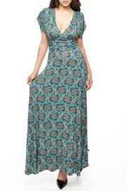Emma's Closet Paisley Print Dress - Product Mini Image