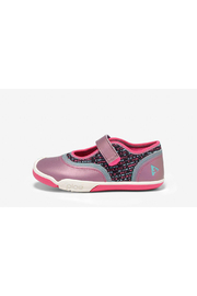 PLAE Emme Youth Mary Janes - Imperial Garnet - Product Mini Image
