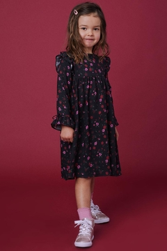 Lil Lemons Emmy Floral Dress - Product List Image