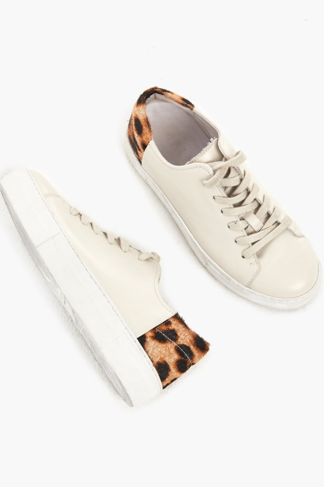 Able Emmy Leopard Sneakers - Main Image