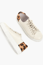 Able Emmy Leopard Sneakers - Front cropped