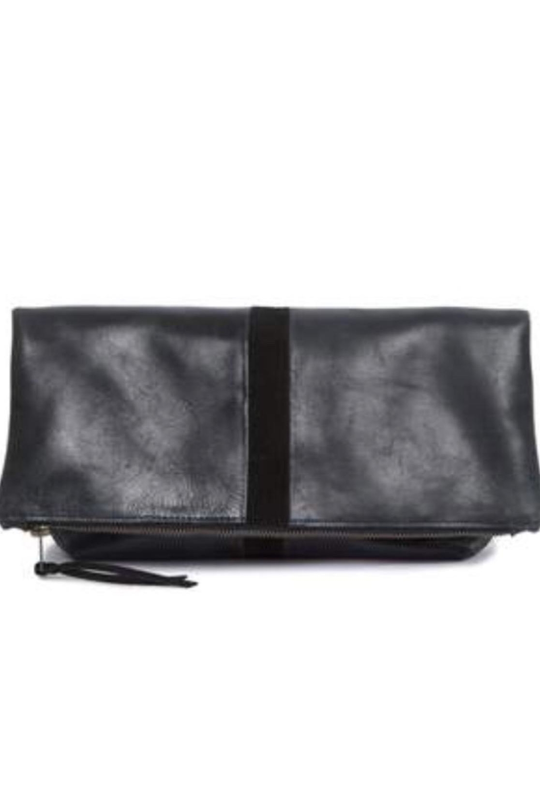 FashionAble Emnet Foldover Clutch - Front Full Image