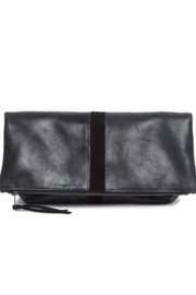 FashionAble Emnet Foldover Clutch - Front full body