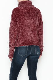 Emory Park Chenille Sweater - Back cropped