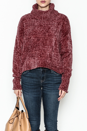 Emory Park Chenille Sweater - Side cropped