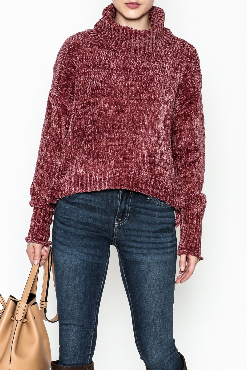 Emory Park Chenille Sweater - Main Image