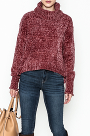 Emory Park Chenille Sweater - Product Mini Image