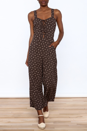 Emory Park Flower Power Jumpsuit - Product Mini Image