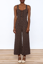 Emory Park Flower Power Jumpsuit - Front cropped